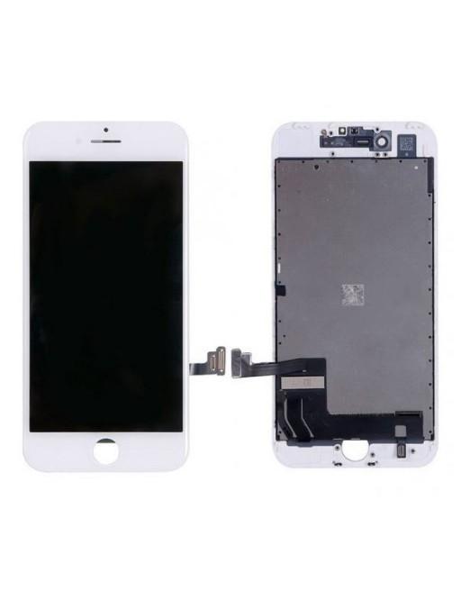 iPhone 7 LCD Digitizer Rahmen Ersatzdisplay Weiss