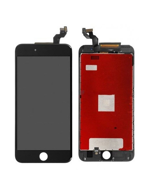 iPhone 6S Plus LCD Digitizer Frame Replacement Display Noir (A1634, A1687, A1690, A1699)