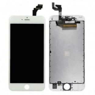 iPhone 6S Plus LCD Ersatzdisplay OEM Weiss