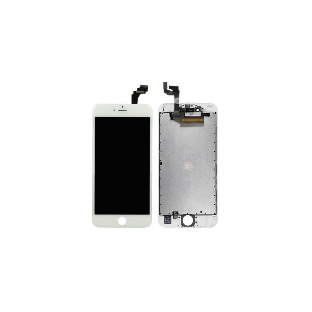 iPhone 6S Plus LCD Digitizer Rahmen Ersatzdisplay OEM Weiss