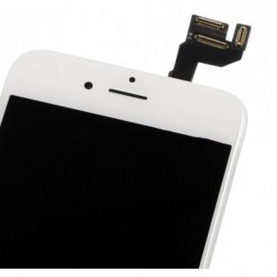 iPhone 6S LCD Digitizer Rahmen Komplettdisplay Weiss Vormontiert