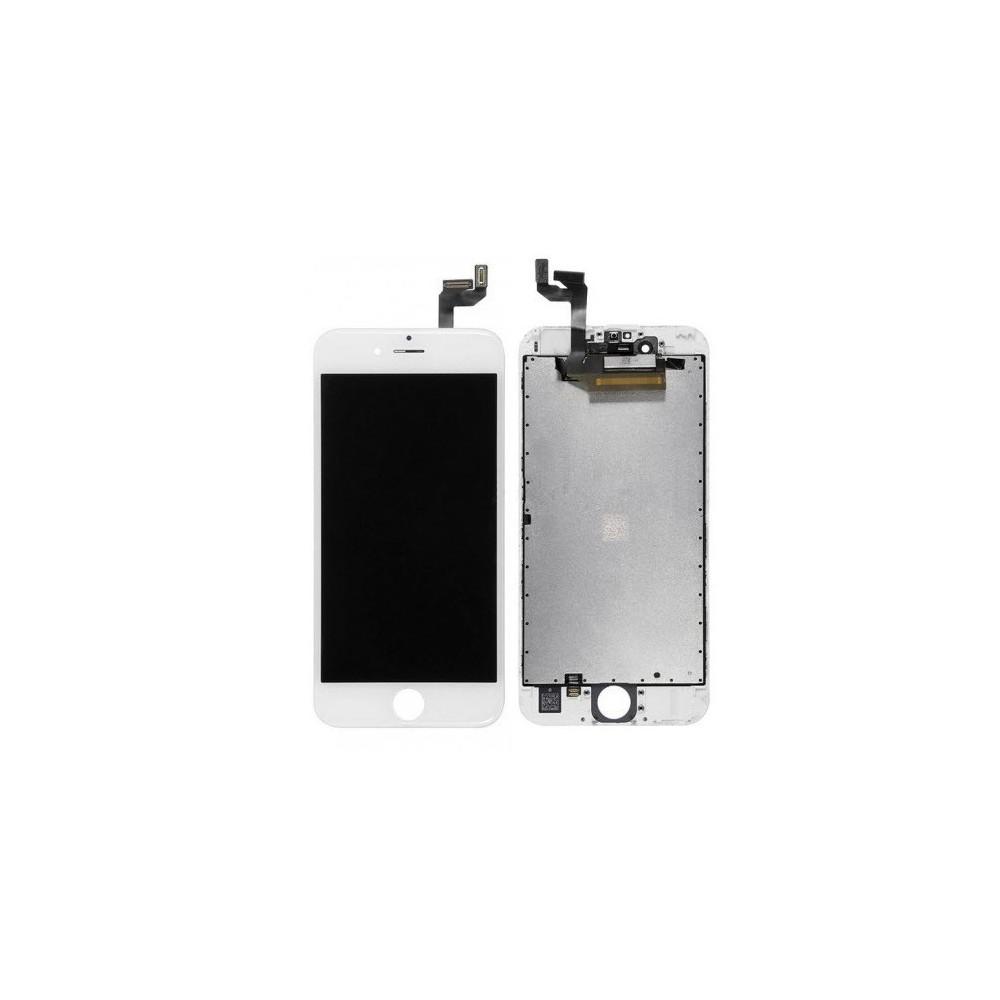 iPhone 6S LCD Digitizer Rahmen Ersatzdisplay OEM Weiss