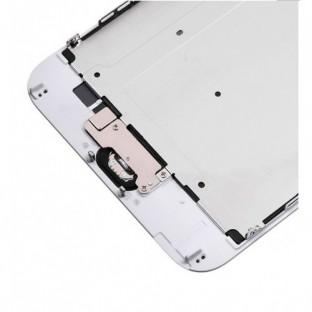 iPhone 6 Plus LCD Digitizer Rahmen Komplettdisplay Weiss Vormontiert