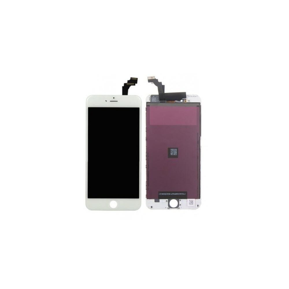 iPhone 6 Plus LCD Digitizer Rahmen Ersatzdisplay OEM Weiss
