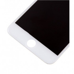 iPhone 6 Plus LCD Digitizer Frame Replacement Blanc (A1522, A1524, A1593)