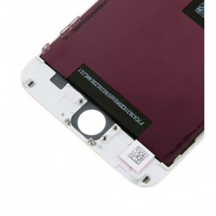 iPhone 6 Plus LCD Digitizer Rahmen Ersatzdisplay Weiss