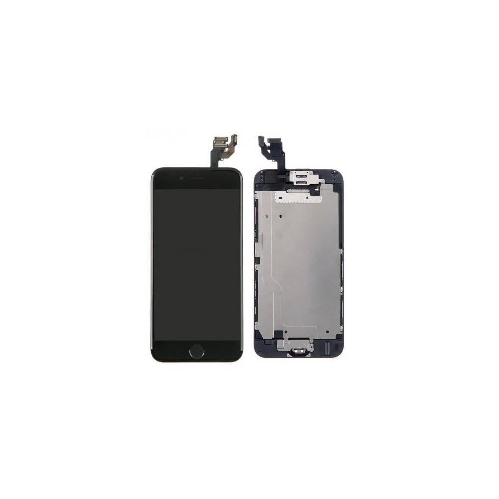 iPhone 6 LCD Ersatzdisplay OEM Schwarz Vormontiert