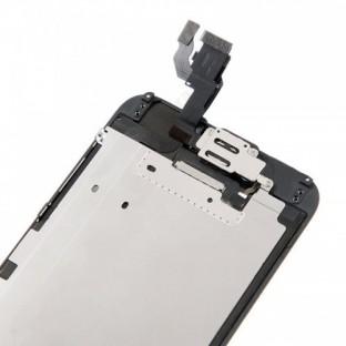 iPhone 6 LCD Digitizer Rahmen Komplettdisplay Schwarz vormontiert
