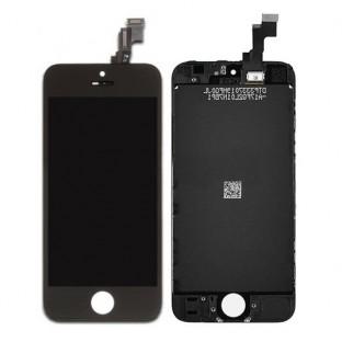 iPhone SE / 5S LCD Digitizer Frame Replacement Display Noir (A1723, A1662, A1724, A1453, A1457, A1518, A1528, A1530, A1533)