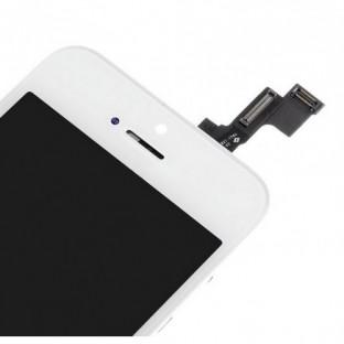 iPhone SE / 5S LCD Digitizer Rahmen Ersatzdisplay Weiss