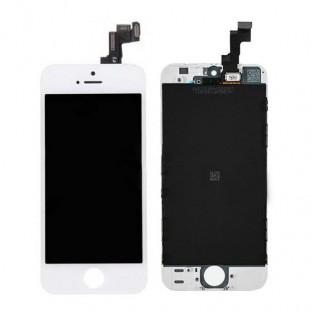 iPhone SE LCD Ersatzdisplay Weiss