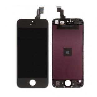 iPhone 5C LCD Ersatzdisplay Schwarz