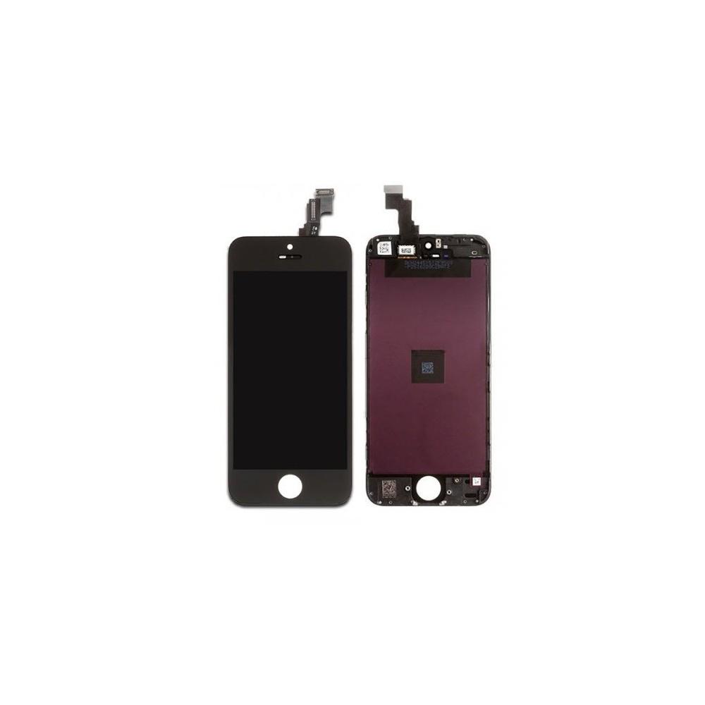 iPhone 5C LCD Ersatzdisplay OEM Schwarz
