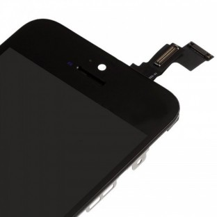 iPhone 5C LCD Digitizer Frame Replacement Display Noir (A1456, A1507, A1516, A1526, A1529, A1532)