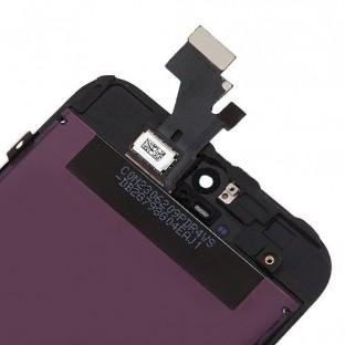 iPhone 5 LCD Digitizer Rahmen Ersatzdisplay Schwarz