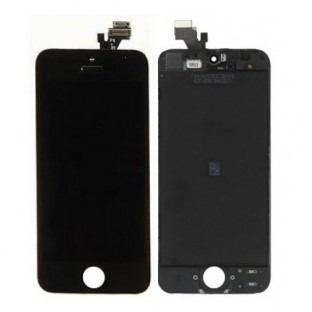 iPhone 5 LCD Digitizer Rahmen Ersatzdisplay Schwarz (A1428, A1429)