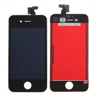 iPhone 4S LCD Ersatzdisplay Schwarz