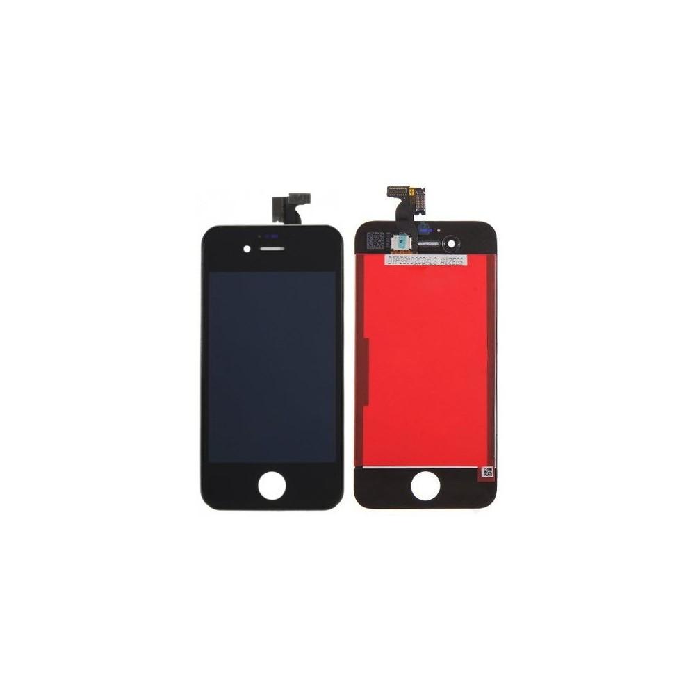 iPhone 4S LCD Digitizer Rahmen Ersatzdisplay OEM Schwarz