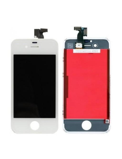 iPhone 4S LCD Digitizer Rahmen Ersatzdisplay Weiss