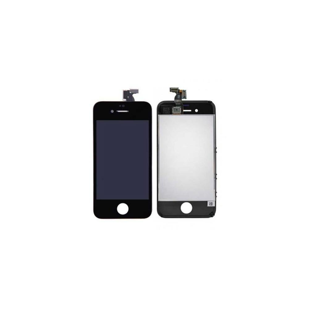 iPhone 4 LCD Ersatzdisplay Schwarz
