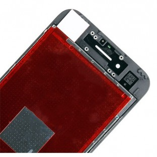 iPhone 8 / SE (2020) LCD Digitizer Rahmen Ersatzdisplay Schwarz