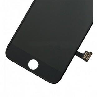 iPhone 8 LCD Digitizer Rahmen Komplettdisplay Schwarz Vormontiert