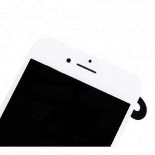 iPhone 8 Plus LCD Digitizer Rahmen Komplettdisplay Weiss Vormontiert