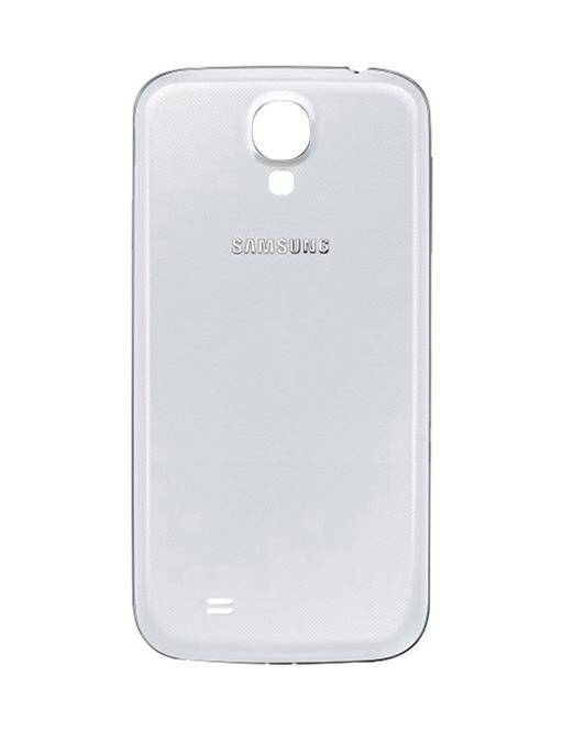 Samsung Galaxy S4 Backcover Rückschale Weiss