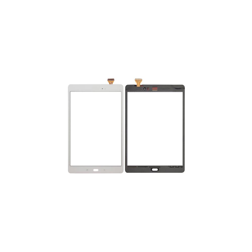 Samsung Galaxy Tab A 9.7 (P550/P555) Touchscreen Glas Digitizer Weiss