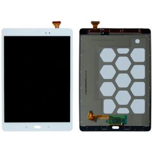 Samsung Galaxy Tab A 9.7 LCD Digitizer Ersatzdisplay OEM Weiss