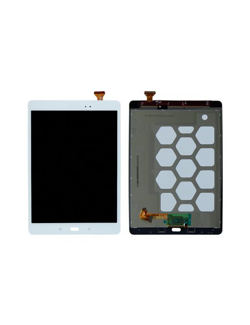 Samsung Galaxy Tab A 9.7 LCD Digitizer Ersatzdisplay Weiss