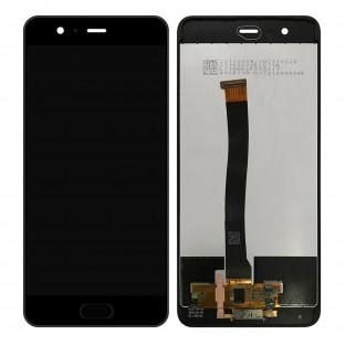Huawei P10 LCD Digitizer Ersatzdisplay Schwarz OEM