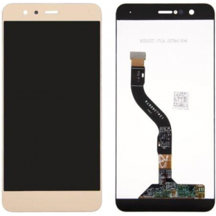 Huawei P10 Lite LCD Digitizer Ersatzdisplay Gold OEM