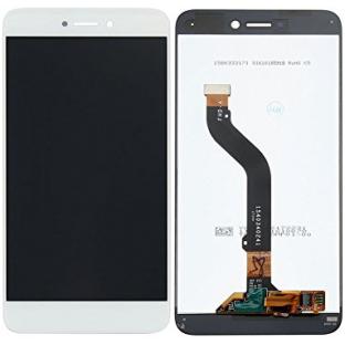 Huawei P8 Lite (2017) LCD Ersatzdisplay Weiss OEM