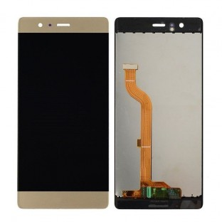 Huawei P9 LCD Ersatzdisplay Gold OEM
