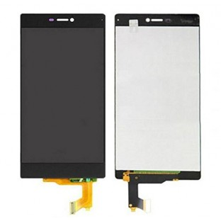 Huawei P8 LCD Ersatzdisplay Schwarz OEM