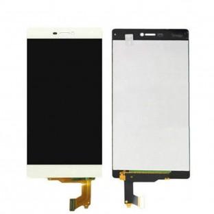 Huawei P8 LCD Ersatzdisplay Weiss OEM