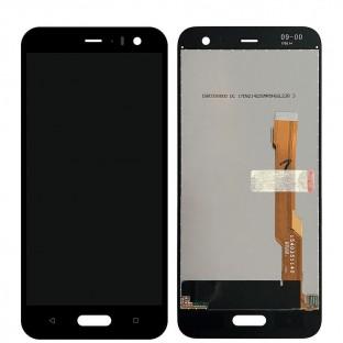 HTC Écran de remplacement LCD du U11 Life noir
