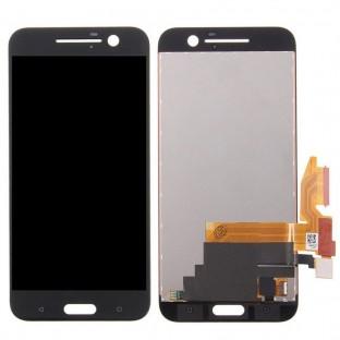 HTC 10 LCD Ersatzdisplay Schwarz OEM