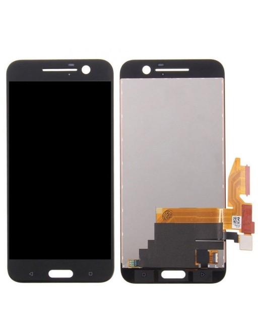 HTC 10 LCD Digitizer Front Ersatzdisplay Schwarz