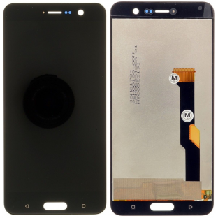 HTC Écran de remplacement LCD U Play noir