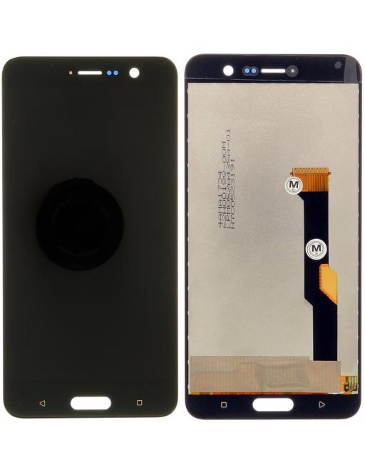 HTC U Play LCD Ersatzdisplay Schwarz