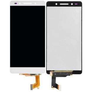 Huawei Honor 7 LCD Ersatzdisplay Weiss OEM