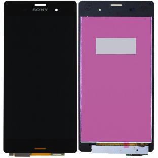 Sony Xperia Z3 LCD Replacement Display Black