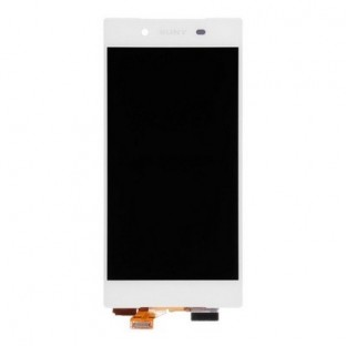 Sony Xperia Z5 LCD Ersatzdisplay Weiss OEM