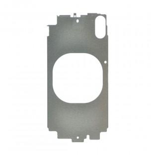 bouclier thermique métallique pour écran LCD de l'iPhone X (A1865, A1901, A1902)