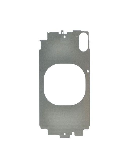 iPhone X LCD Display Hitzeschutz Metall