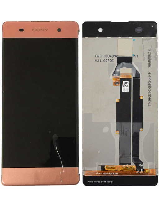 Sony Xperia XA LCD Ersatzdisplay Roségold
