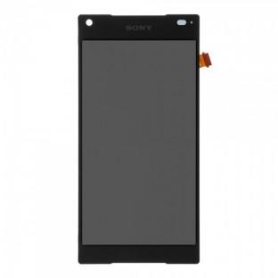 Sony Xperia Z5 Compact LCD Ersatzdisplay Schwarz OEM