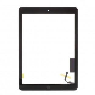 iPad 9.7 (2017) Touchscreen Glas Digitizer OEM Schwarz Vormontiert